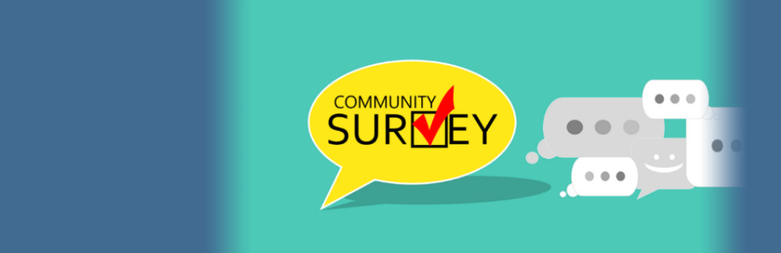 Home Slides – Community Survey